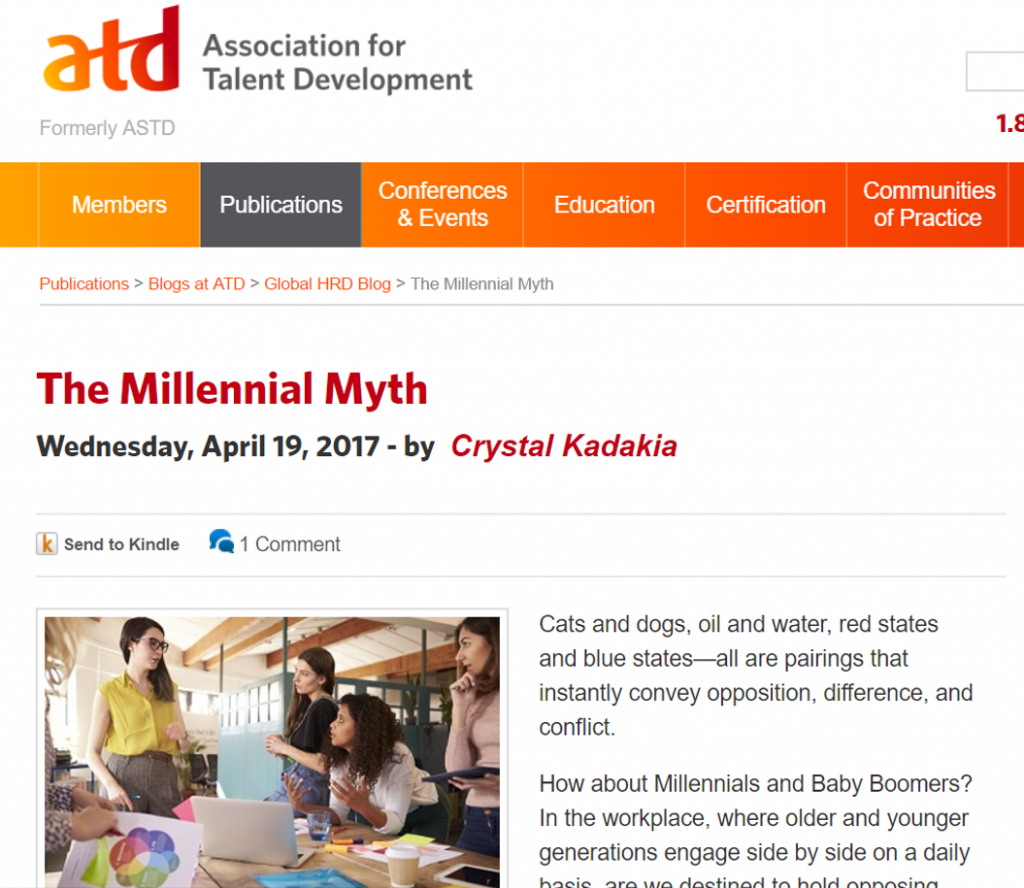 ATD Article
